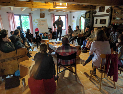 Innovation, collaboration and entrepreneurship in the Bison Hillock
